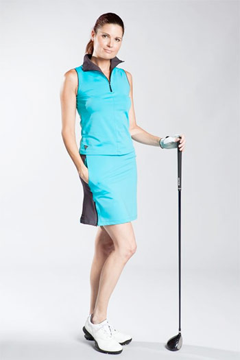 Vivacity golf wear for women